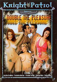 Double The Pleasure Box Cover