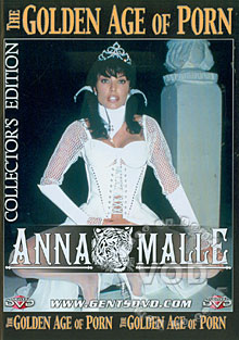 The Golden Age Of Porn - Anna Malle Box Cover