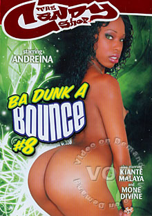Ba Dunk A Bounce #8 Box Cover