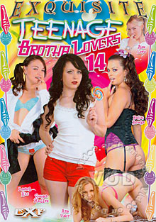 Teenage Brotha Lovers 14 Box Cover