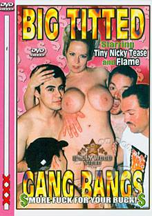 Big Titted Gang Bangs Box Cover
