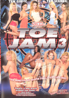 Toe Jam 3 Box Cover