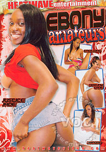 Ebony Amateurs Box Cover