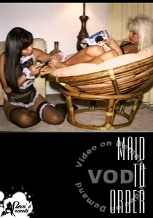 Maid To Order Box Cover