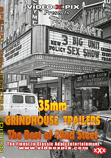 35mm Grindhouse Trailers Best Of 42nd Street