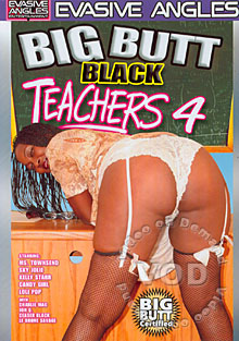 Big Butt Black Teachers 4 Box Cover