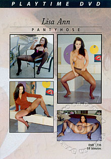 Lisa Ann Pantyhose Box Cover