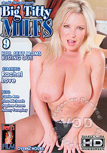 Big Titty MILFS 9 Box Cover