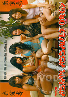 Asian Assault Orgy Box Cover