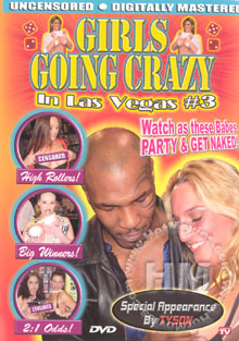 Girls Going Crazy In Las Vegas #3 Box Cover
