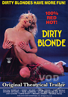Original Theatrical Trailer - Dirty Blonde Box Cover