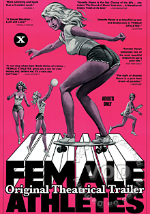 Original Theatrical Trailer- Female Athletes Box Cover