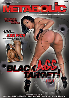 Black Ass Target! Part II