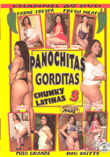 Panochitas Gorditas 3- Chunky Latinas Box Cover