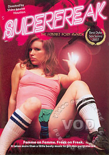 Superfreak Box Cover