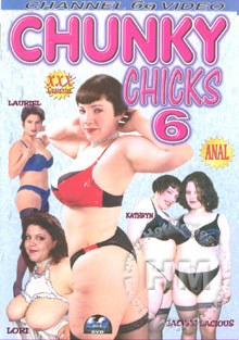 Chunky Chicks 6 Box Cover