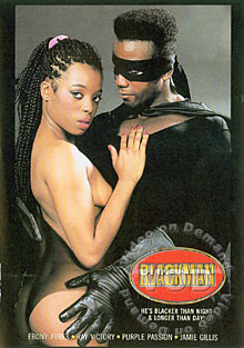 BlackMan Box Cover