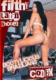 Filthy Latin Whores - Bootylicious Brazilians