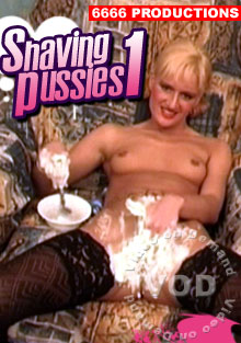 Shaving Pussies 1 Box Cover