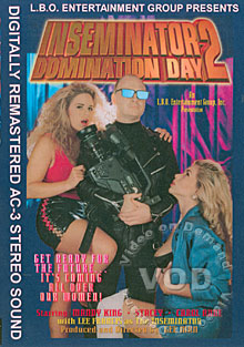 Inseminator 2 - Domination Day Box Cover