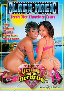 Tha Young And Tha Bootieful #2 Box Cover
