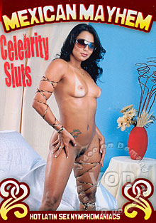 Celebrity Sluts Box Cover