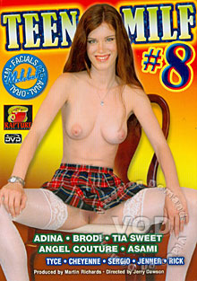 Teen MILF #8 Box Cover