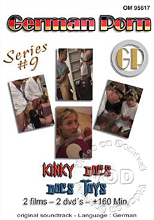 German Porn Series #9 - Kinky Docs Box Cover