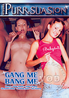 Gang Me Bang Me Box Cover
