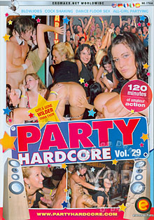 Party Hardcore Vol. 29 Box Cover