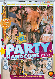 Party Hardcore Vol. 27 Box Cover