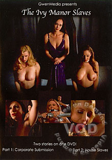 The Ivy Manor Slaves Part 1 - Corporate Submission Box Cover