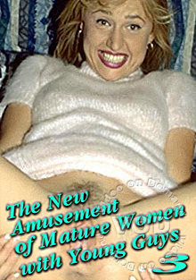 The New Amusement Of Mature Women 3 Box Cover