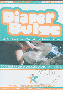 Diaper Bulge Box Cover