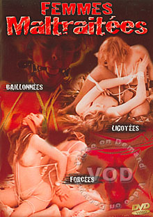 Femmes Maltraitees Box Cover