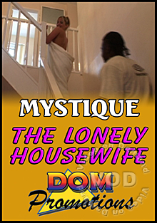 Mystique-The Lonely Housewife Box Cover