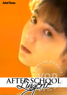After School Lingerie Box Cover