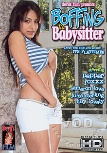 Boffing The Babysitter Box Cover