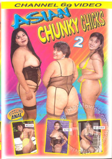 Asian Chunky Chicks 2 Box Cover