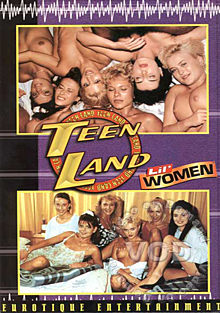 Lil' Women - Teen Land Box Cover