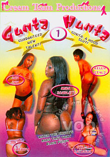 Gunta Hunta 1 Box Cover