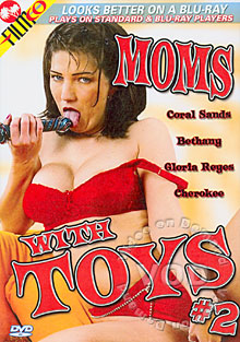 Moms With Toys #2 Box Cover