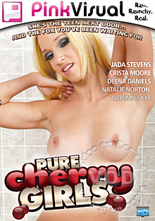 Pure Cherry Girls Box Cover