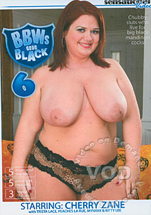 BBWs Gone Black 6 Box Cover