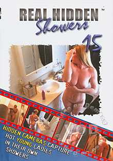 Real Hidden Showers 15 Box Cover