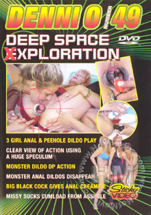 Denni O Number 49 - Deep Space Xxploration Box Cover