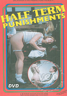Half Term Punishments Box Cover