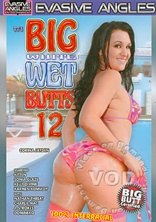 TT's Big White Wet Butts 12 Box Cover