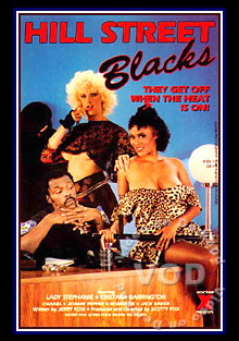 Hill Street Blacks Box Cover