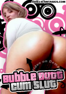 Bubble Butt Cum Slut Box Cover